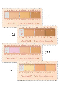 Color Mixing Concealer