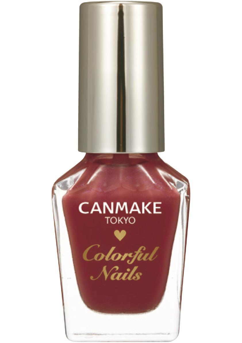 CANMAKE カラフルネイルズ N02 シックボルドー